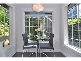 """Photo 10: 620 W 26TH Avenue in Vancouver: Cambie Townhouse for sale in """"Grace Estates"""" (Vancouver West)  : MLS®# V1069427"""