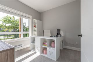 """Photo 9: 108 3525 CHANDLER Street in Coquitlam: Burke Mountain Townhouse for sale in """"WHISPER"""" : MLS®# R2409580"""