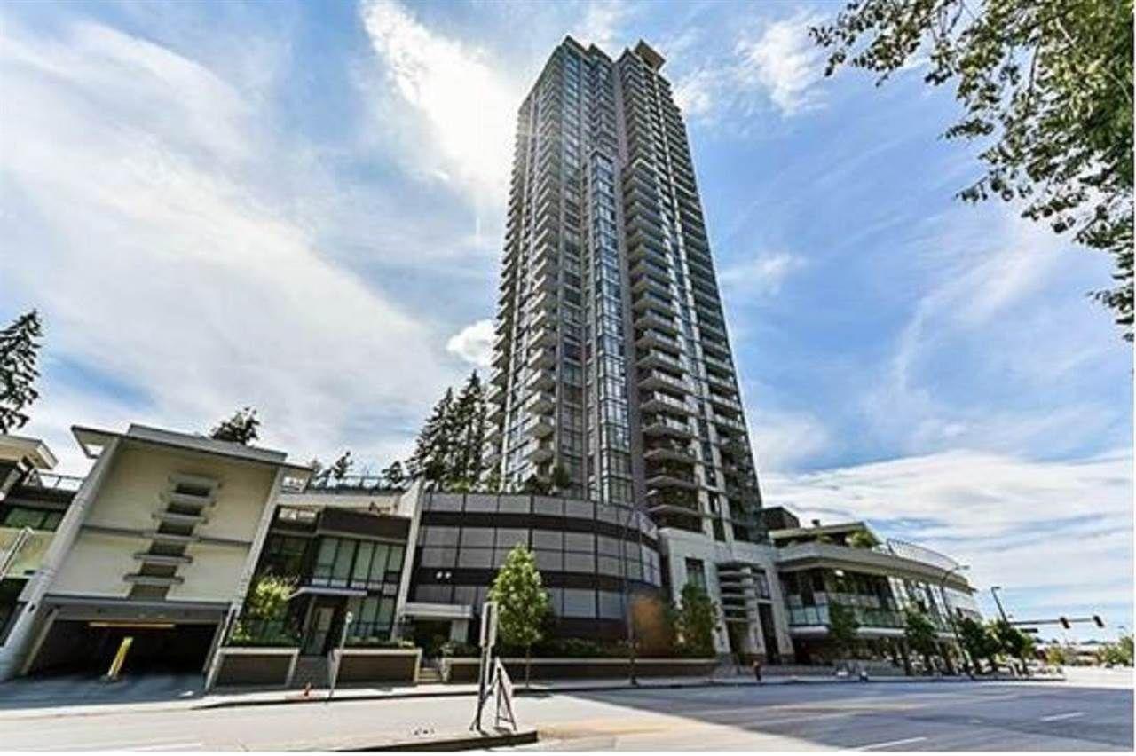 Main Photo: 1008 3080 LINCOLN Avenue in Coquitlam: North Coquitlam Condo for sale : MLS®# R2432290