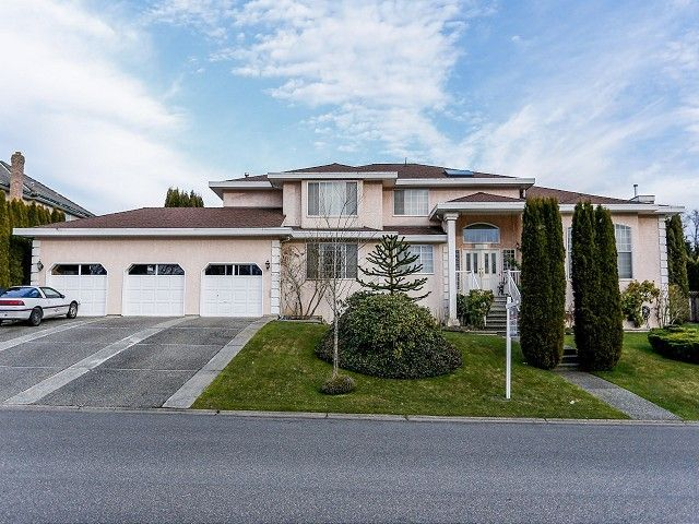 """Main Photo: 8336 141ST Street in Surrey: Bear Creek Green Timbers House for sale in """"Brookside"""" : MLS®# F1402000"""