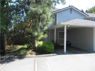 """Photo 1: 41 22412 124 Avenue in Maple Ridge: East Central Townhouse for sale in """"CREEKSIDE"""" : MLS®# V1139740"""