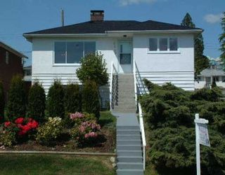 Photo 1: 6449 PORTLAND ST in Burnaby: South Slope House for sale (Burnaby South)  : MLS®# V590849