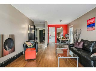 """Photo 3: 210 2120 W 2ND Avenue in Vancouver: Kitsilano Condo for sale in """"ARBUTUS PLACE"""" (Vancouver West)  : MLS®# V1120504"""