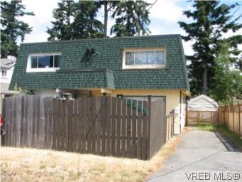 Main Photo: A 618 Kelly Rd in VICTORIA: Co Hatley Park Half Duplex for sale (Colwood)  : MLS®# 507649