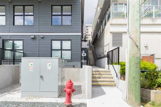"""Photo 17: 104 217 CLARKSON Street in New Westminster: Downtown NW Townhouse for sale in """"Irving Living"""" : MLS®# R2591819"""