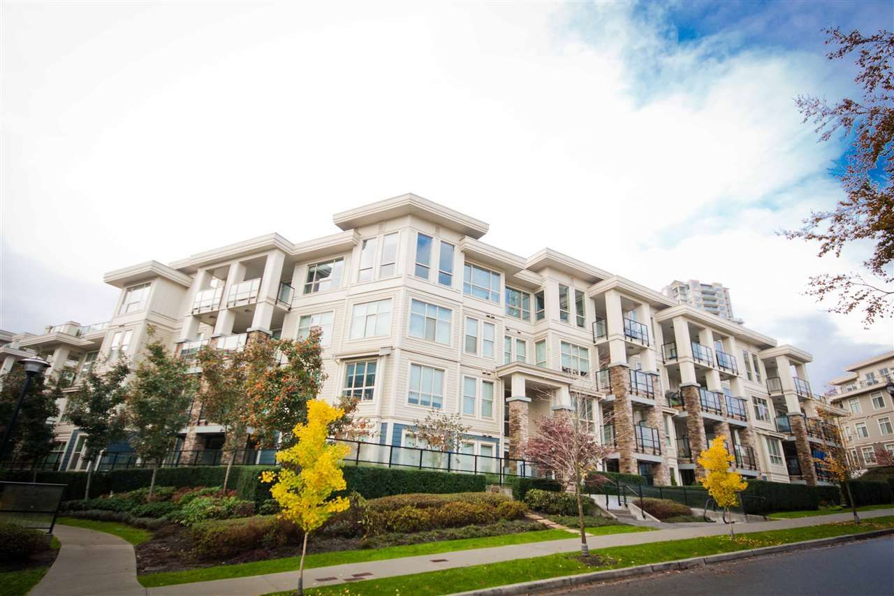 "Main Photo: 108 250 FRANCIS Way in New Westminster: Fraserview NW Condo for sale in ""THE GROVE"" : MLS®# R2025821"
