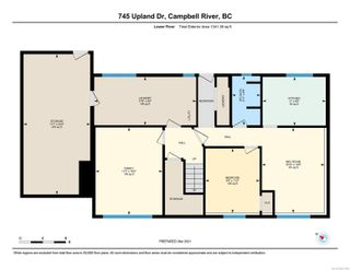 Photo 43: 745 Upland Dr in : CR Campbell River Central House for sale (Campbell River)  : MLS®# 867399