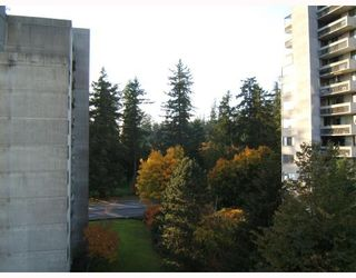 """Photo 4: 601 6759 WILLINGDON Avenue in Burnaby: Metrotown Condo for sale in """"BALMORAL ON THE PARK"""" (Burnaby South)  : MLS®# V740225"""