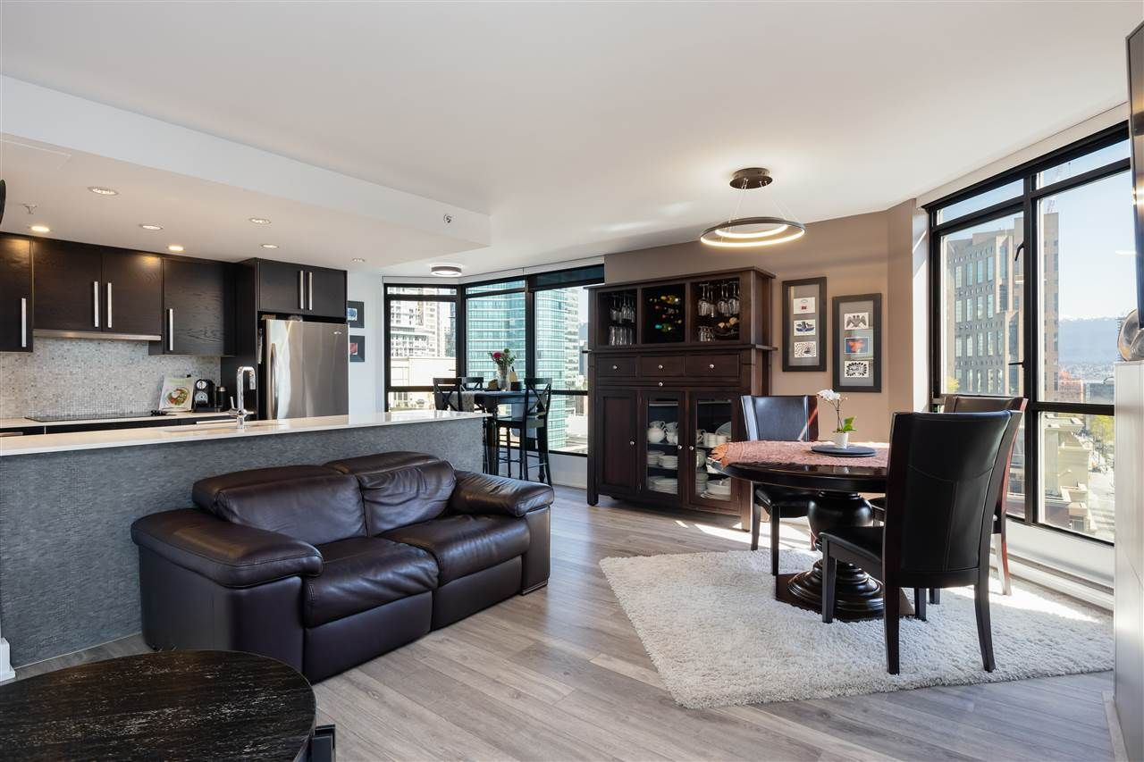 """Main Photo: 2101 867 HAMILTON Street in Vancouver: Downtown VW Condo for sale in """"Jardine's Lookout"""" (Vancouver West)  : MLS®# R2569511"""