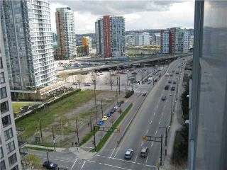 Photo 1: # 1702 1008 CAMBIE ST in Vancouver: Yaletown Condo for sale (Vancouver West)  : MLS®# V883753