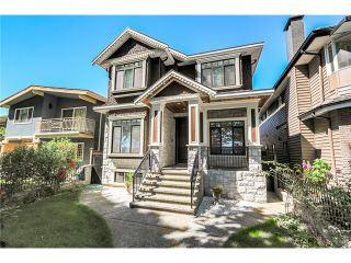 Photo 1: 2833 E 10TH Avenue in Vancouver: Renfrew VE House for sale (Vancouver East)  : MLS®# V1074882