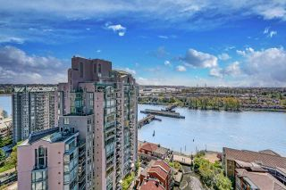 "Photo 3: 2108 10 LAGUNA Court in New Westminster: Quay Condo for sale in ""Laguna Landing"" : MLS®# R2569097"