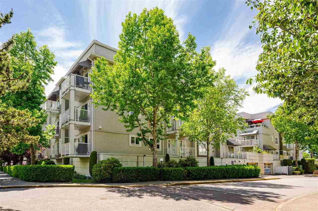 "Main Photo: 106 4738 53 Street in Ladner: Delta Manor Condo for sale in ""Sunningdale Estates"" : MLS®# R2589512"