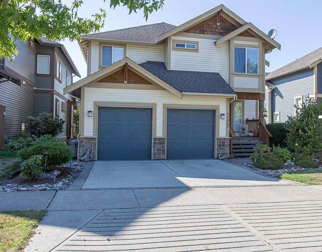Main Photo: 13907 229B STREET in Maple Ridge: Silver Valley House for sale : MLS®# R2249360