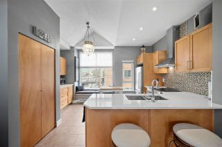 """Photo 2: 22 4055 PENDER Street in Burnaby: Willingdon Heights Townhouse for sale in """"Redbrick Heights"""" (Burnaby North)  : MLS®# R2577652"""