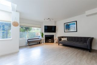"""Photo 1: 3352 MARQUETTE Crescent in Vancouver: Champlain Heights Townhouse for sale in """"Champlain Ridge"""" (Vancouver East)  : MLS®# R2559726"""