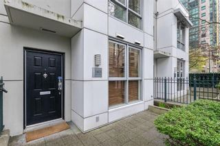 Photo 1: 1405 ALBERNI Street in Vancouver: West End VW Townhouse for sale (Vancouver West)  : MLS®# R2591344