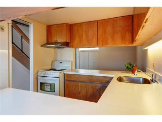 """Photo 5: 1169 W 8TH Avenue in Vancouver: Fairview VW Townhouse for sale in """"FAIRVIEW 2"""" (Vancouver West)  : MLS®# V970700"""