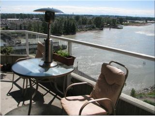 """Photo 9: 1405 1250 QUAYSIDE Drive in New Westminster: Quay Condo for sale in """"PROMENADE"""" : MLS®# V840435"""