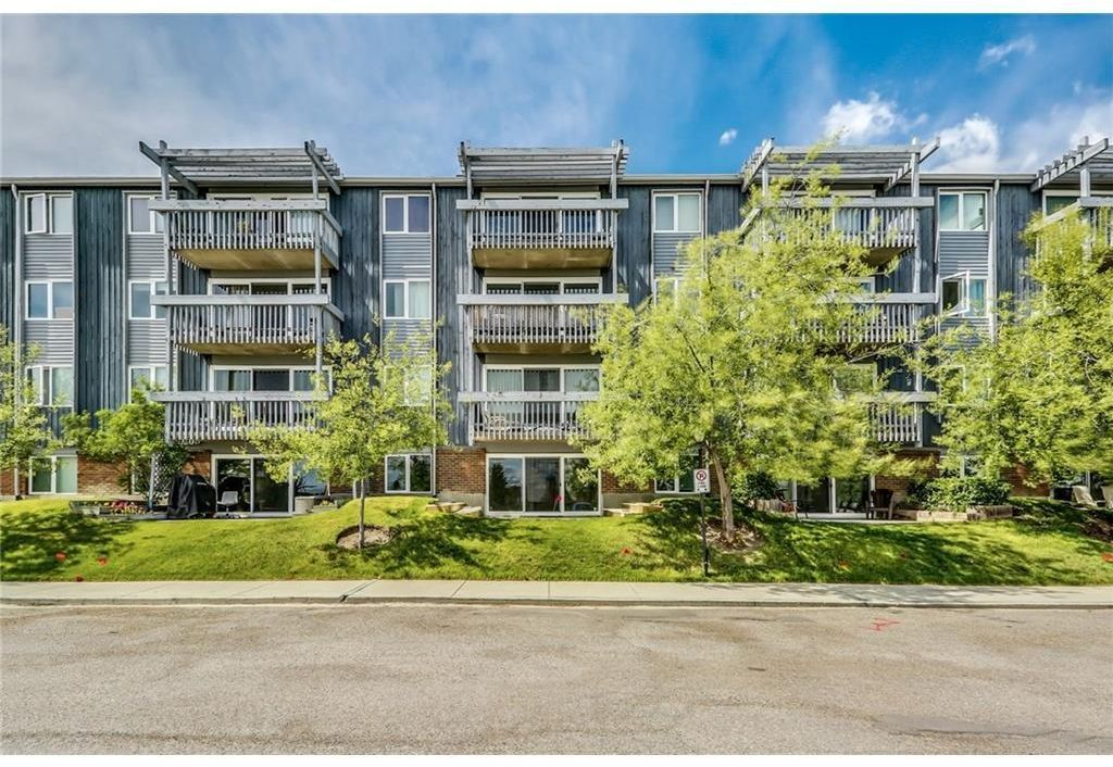 Main Photo: 118 816 89 Avenue SW in Calgary: Haysboro Apartment for sale : MLS®# A1059507