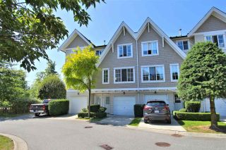 """Photo 1: 76 20540 66 Avenue in Langley: Willoughby Heights Townhouse for sale in """"Amberleigh"""" : MLS®# R2390320"""