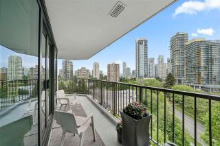 """Photo 1: 1104 6455 WILLINGDON Avenue in Burnaby: Metrotown Condo for sale in """"PARKSIDE MANOR"""" (Burnaby South)  : MLS®# R2589629"""