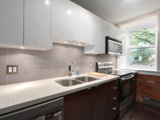 """Photo 7: 205 233 ABBOTT Street in Vancouver: Downtown VW Condo for sale in """"ABBOTT PLACE"""" (Vancouver West)  : MLS®# R2590257"""