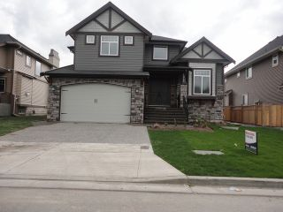 """Photo 1: 1948 MERLOT Boulevard in Abbotsford: Aberdeen House for sale in """"PEPPIN BROOK"""" : MLS®# F1307394"""