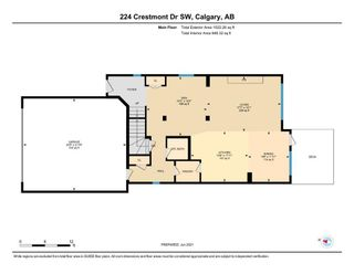 Photo 30: 224 Crestmont Drive SW in Calgary: Crestmont Detached for sale : MLS®# A1118392