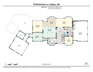 Photo 47: 85 Wolfwillow Lane in Rural Rocky View County: Rural Rocky View MD Detached for sale : MLS®# A1150269