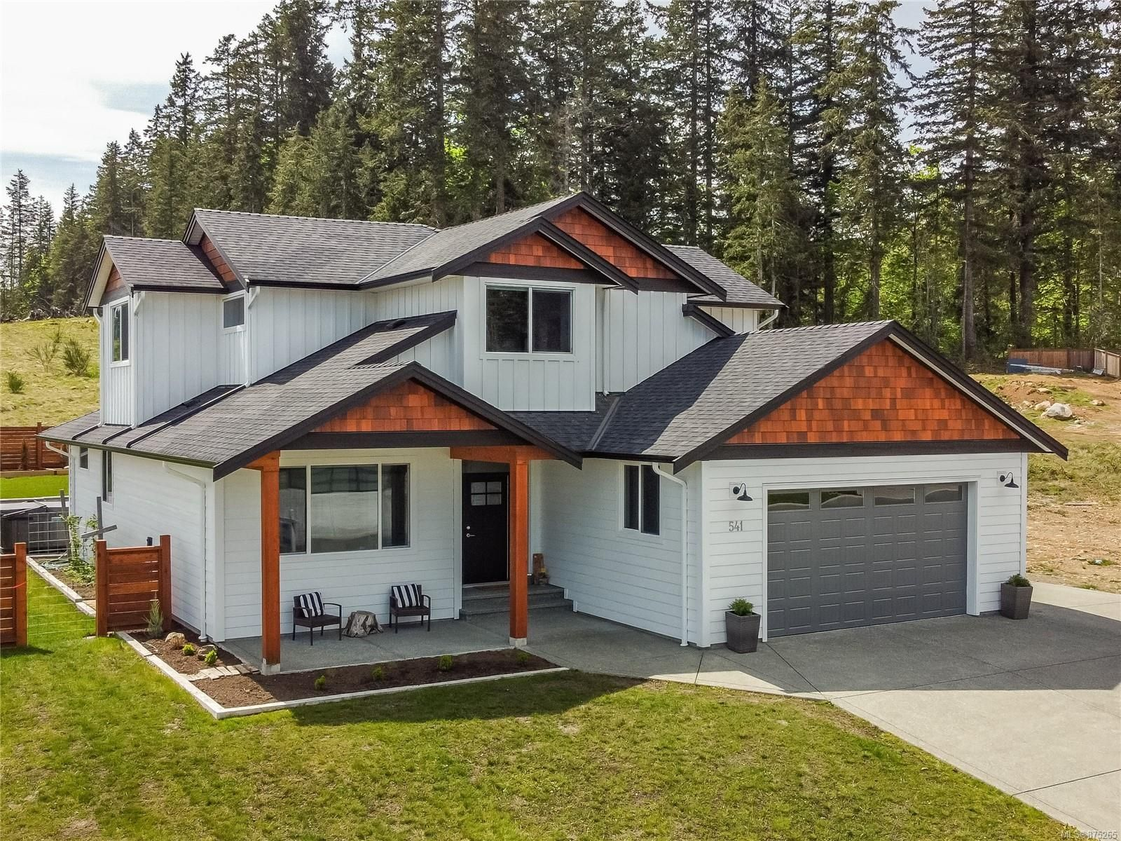 Main Photo: 541 Nebraska Dr in : CR Willow Point House for sale (Campbell River)  : MLS®# 875265