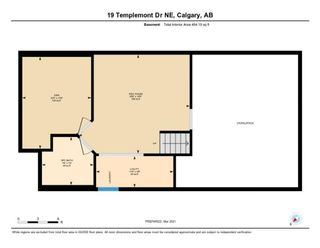 Photo 33: 19 Templemont Drive NE in Calgary: Temple Semi Detached for sale : MLS®# A1082358