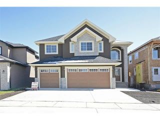 Photo 1: 408 KINNIBURGH Boulevard: Chestermere House for sale : MLS®# C4010525