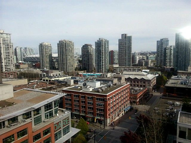 Main Photo: # 1503 488 HELMCKEN ST in Vancouver: Yaletown Condo for sale (Vancouver West)  : MLS®# V1114429