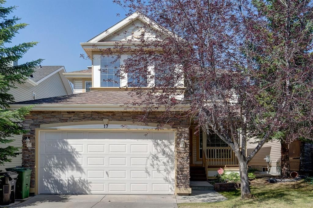 Main Photo: 17 ROCKY RIDGE Close NW in Calgary: Rocky Ridge Detached for sale : MLS®# A1025615