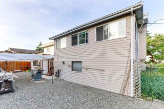 Photo 32: 8435 HILTON Drive in Chilliwack: Chilliwack E Young-Yale House for sale : MLS®# R2585068