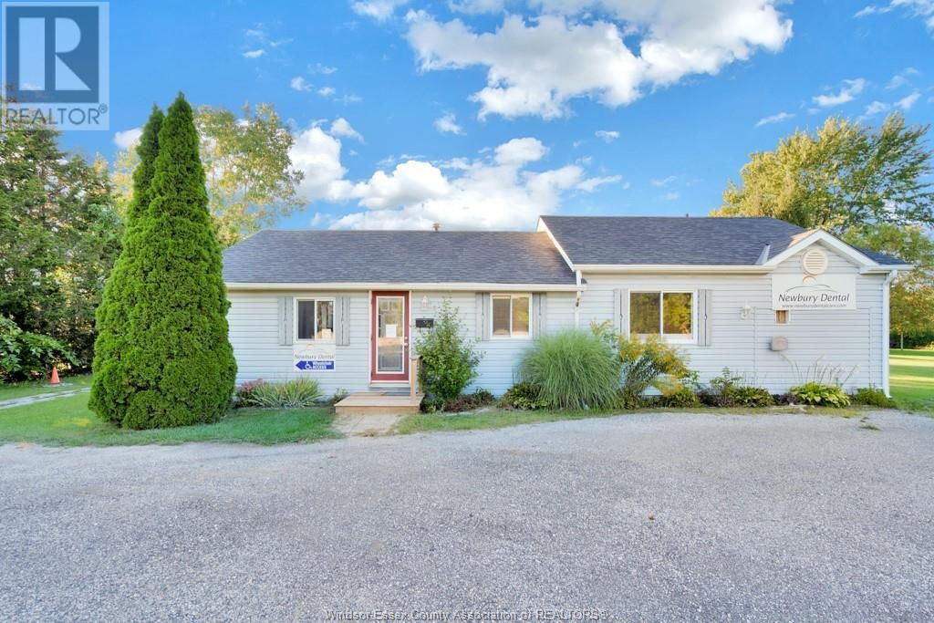 Main Photo: 1788 CONCESSION DRIVE in Newbury: Industrial for sale : MLS®# 21018180