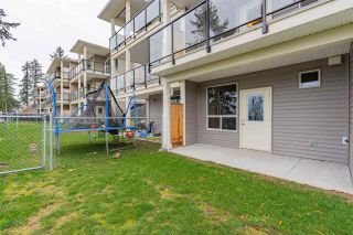 Photo 39: 123 6026 LINDEMAN Street in Chilliwack: Promontory Townhouse for sale (Sardis) : MLS®# R2540926