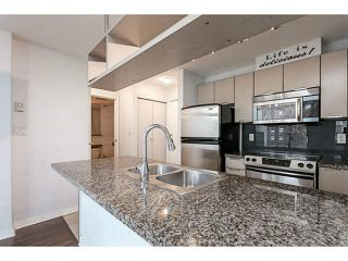 """Photo 6: 605 1082 SEYMOUR Street in Vancouver: Downtown VW Condo for sale in """"FREESIA"""" (Vancouver West)  : MLS®# V1140454"""