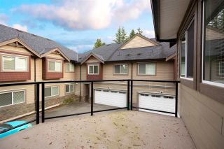 """Photo 18: 2120 3471 WELLINGTON Street in Port Coquitlam: Glenwood PQ Townhouse for sale in """"THE LAURIER"""" : MLS®# R2536540"""