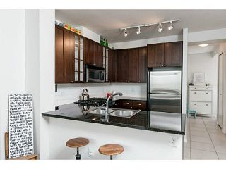 """Photo 3: 303 170 W 1ST Street in North Vancouver: Lower Lonsdale Condo for sale in """"ONE PARKLANE"""" : MLS®# V1117348"""