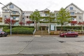 """Main Photo: 203 20268 54 Avenue in Langley: Langley City Condo for sale in """"Brighton Place"""" : MLS®# R2222140"""