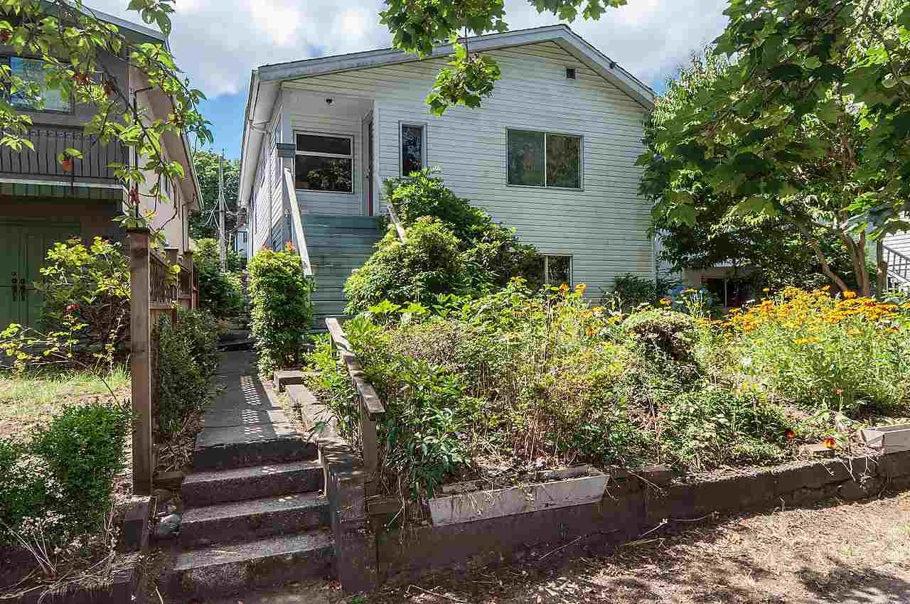 """Main Photo: 3830 W 21ST Avenue in Vancouver: Dunbar House for sale in """"WEST OF DUNBAR"""" (Vancouver West)  : MLS®# R2093997"""