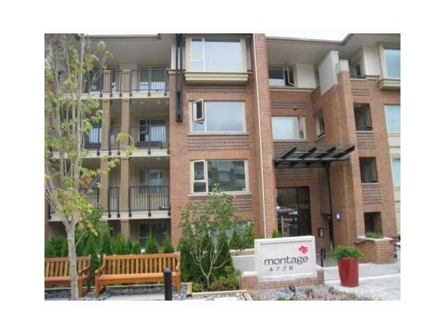 """Main Photo: 420 4728 DAWSON Street in Burnaby: Brentwood Park Condo for sale in """"MONTAGE"""" (Burnaby North)  : MLS®# V852373"""