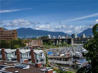 "Photo 1: 502 1508 MARINER Walk in Vancouver: False Creek Condo for sale in ""MARINER POINT"" (Vancouver West)  : MLS®# V1069887"