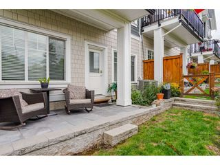 "Photo 38: 16 19938 70 Avenue in Langley: Willoughby Heights Townhouse for sale in ""CREST"" : MLS®# R2493488"