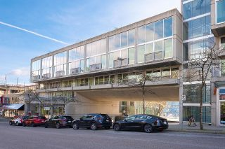 """Photo 34: 508 1540 W 2ND Avenue in Vancouver: False Creek Condo for sale in """"WATERFALL"""" (Vancouver West)  : MLS®# R2594378"""