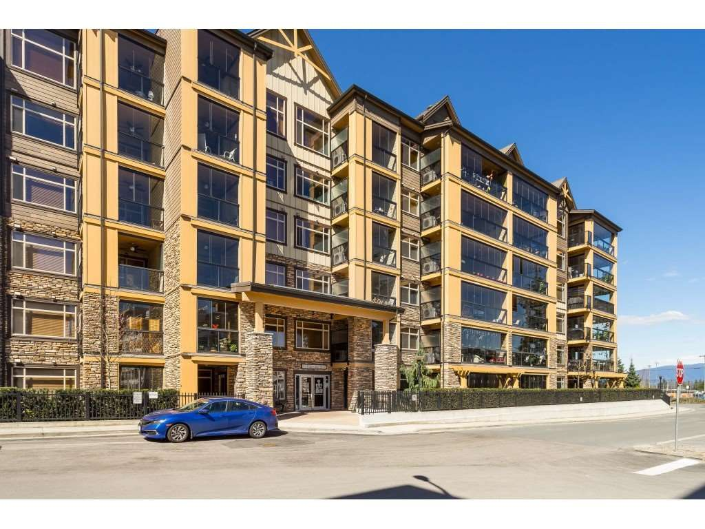 "Main Photo: 134A 8157 207 Street in Langley: Willoughby Heights Condo for sale in ""YORKSON CREEK - PARKSIDE 2"" : MLS®# R2562964"