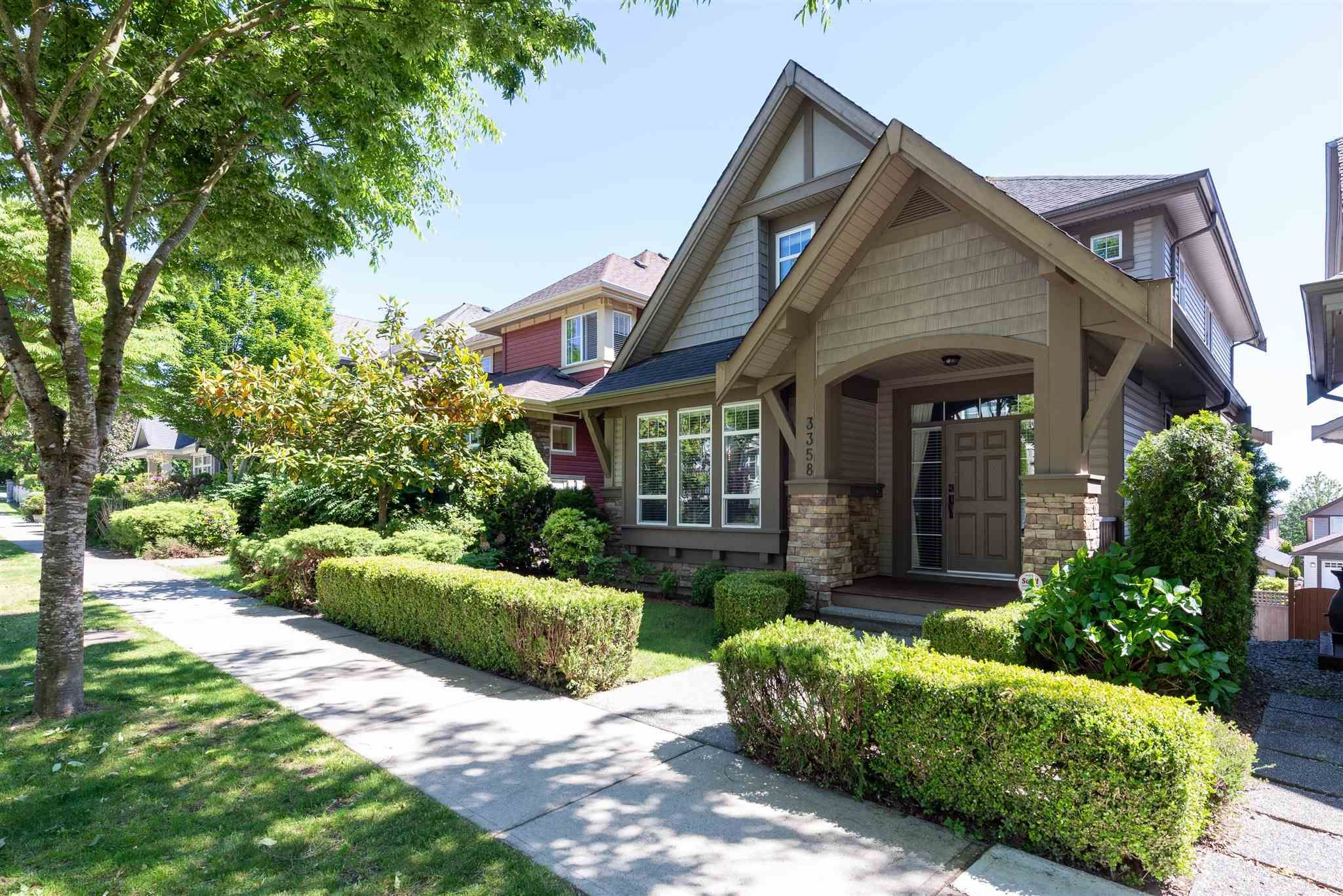 Main Photo: 3358 HIGHLAND Drive in Coquitlam: Burke Mountain House for sale : MLS®# R2599030