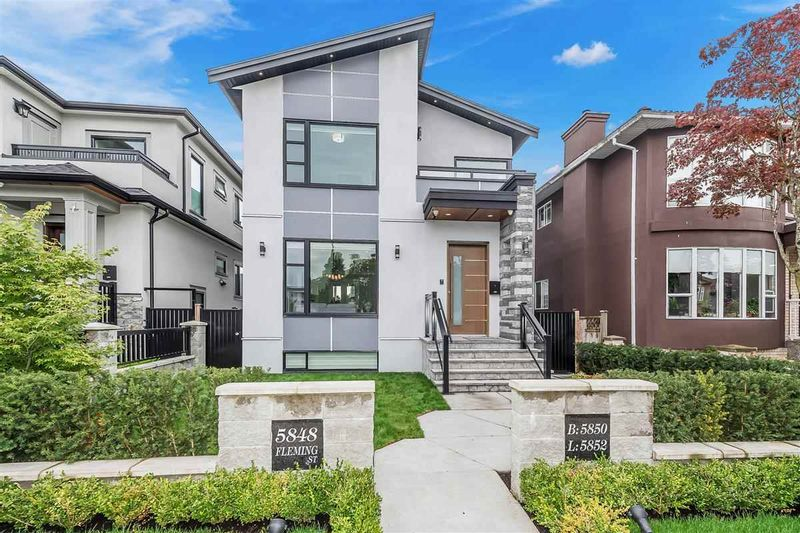 FEATURED LISTING: 5848 FLEMING Street Vancouver